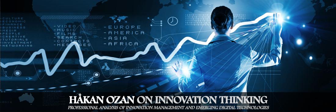 Håkan Ozan on innovation thinking